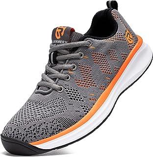 LARNMERN PLUS Chaussure de Course Homme Femme Respirante AntiDérapante Chaussure de Sport Outdoor Running Gym Fitnes Antis...