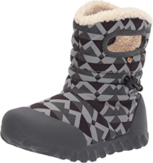 BOGS Kids' B Moc Insulated Winter Waterproof Snow Boot