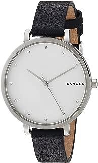 Skagen Women's SKW2581 Hagen Blue Leather Watch