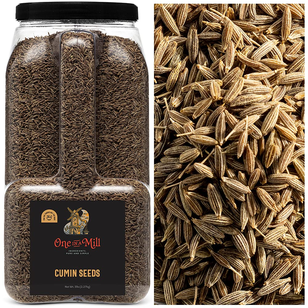 One Max 47% OFF in a Mill Seasonal Wrap Introduction Cumin Seeds Supply Spice Bulk Kitchen Gourmet of