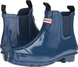 Hunter Kids - Chelsea Gloss Rain Boots (Little Kid/Big Kid)