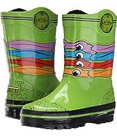 Josmo Kids Ninja Turtle Rain Boot (Toddler/Little Kid)
