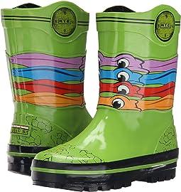 Ninja Turtle Rain Boot (Toddler/Little Kid)