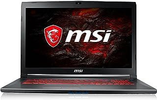 MSI Gv62 7Rc-082Xtr 15.6 inç Dizüstü Bilgisayar Intel Core i7 8 GB 1024 GB NVIDIA GeForce, (Windows veya herhangi bir işletim sistemi bulunmamaktadır)