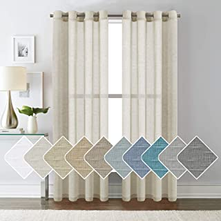 Best farmhouse style curtains for living room Reviews