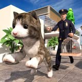 mi simulador virtual de gato mascota: juegos de gato de resc