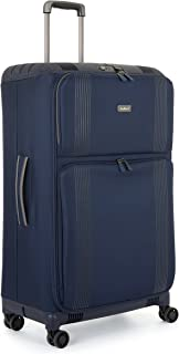Antler 3906114022 Titus 4W Large Roller Case Suitcases (Softside) Blue 82 cm