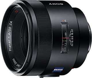 Sony SAL-50F14Z Carl Zeiss Planar T 50mm F1.4 ZA Fixed Lens
