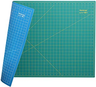 """WORKLION 24"""" x 36"""" Large Self Healing PVC Cutting Mat, Double Sided, Gridded Rotary Cutting Board for Craft, Fabric, Quilt..."""