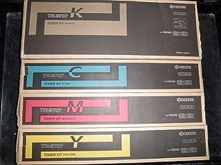 Genuine Kyocera Mita TK-8707 CYMK For Taskalfa 7550CI TK-8707 Set