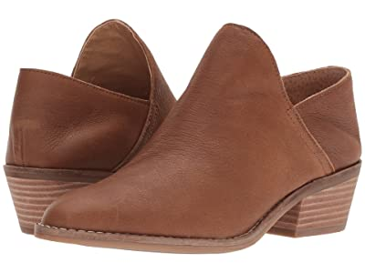 Lucky Brand Fausst (Cedar Leather) Women