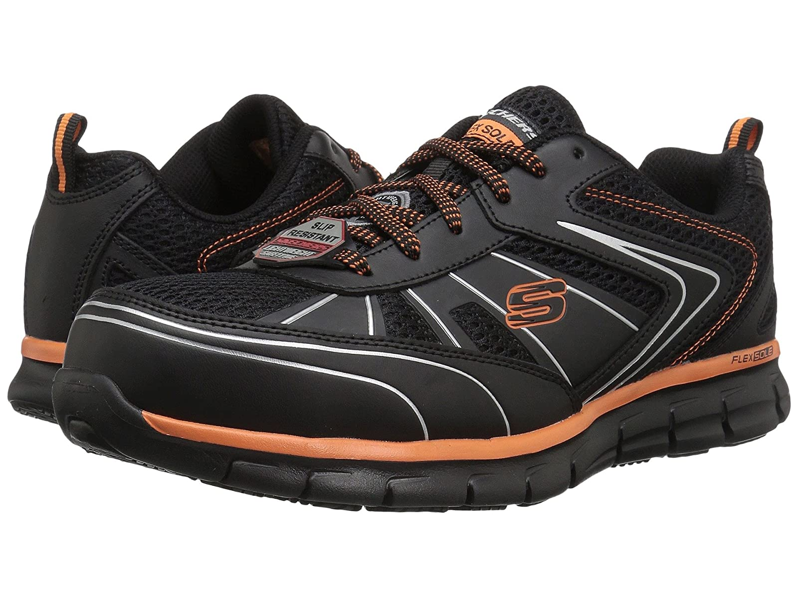 SKECHERS Work Synergy - FosstonCheap and distinctive eye-catching shoes