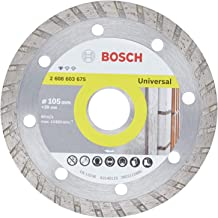 Disco diamantando turbo Bosch Standard for Universal multimaterial 105 x 20 x 2,2 x 8 mm com 1 unidade