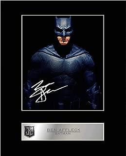 ben affleck batman movie poster