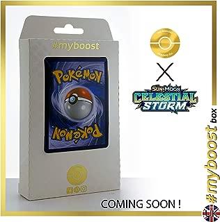 my-booster SM07-UK-96HR/168 Pokémon Cards