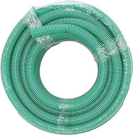 """AWM 3//4/"""" 10m saugschlauch 24//19 VERDE spiralschlauch pressione tubo PVC"""