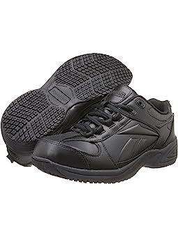 Reebok slip resistant shoes + FREE