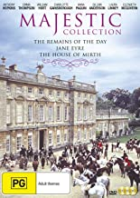 Jane Eyre ( 1996 ) / Remains of the Day / The House of Mirth [3 Movie Collection]