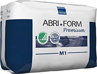 Abena Abri-Form Premium M1 Briefs, Medium, 26