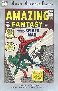 Marvel Milestone Edition Amazing Fantasy #15(Newsstand Edition)
