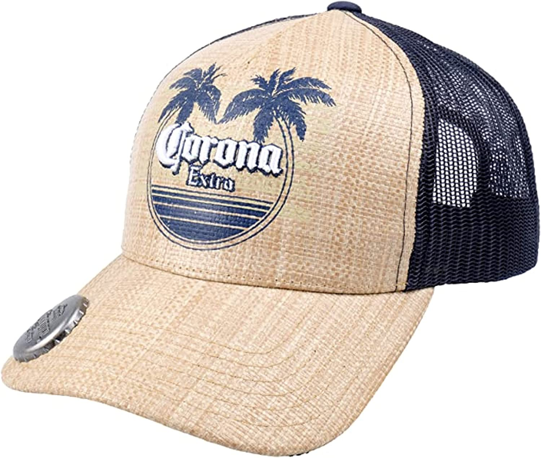 Concept One Corona Adjustable Snapback Trucker Hat