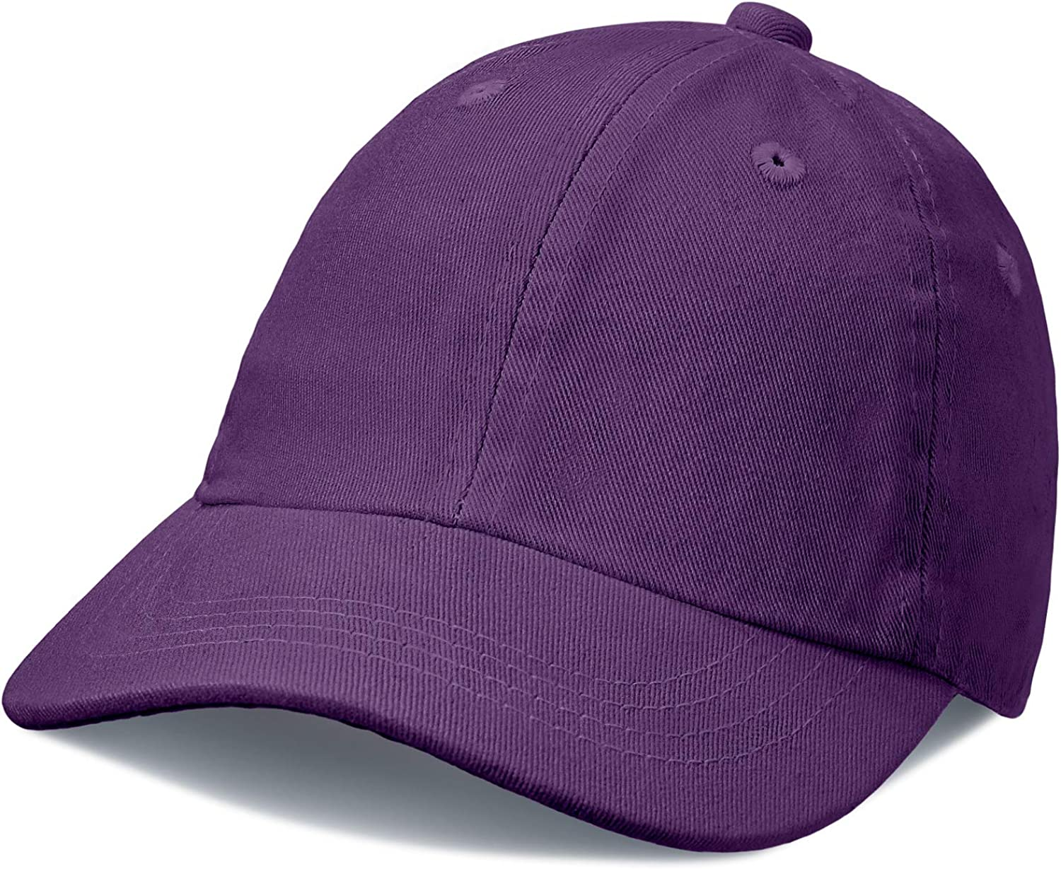 City Threads Boys' and Girls' Baseball Cap Sun Protection Sun Hat (Baby Toddler Youth)