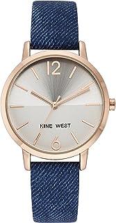 Nine West Dress Watch (Model: NW/2602RGDM)