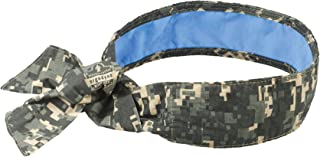 Cooling Bandana, Camo, Lined with Evaporative PVA...