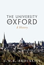 the university of oxford a history
