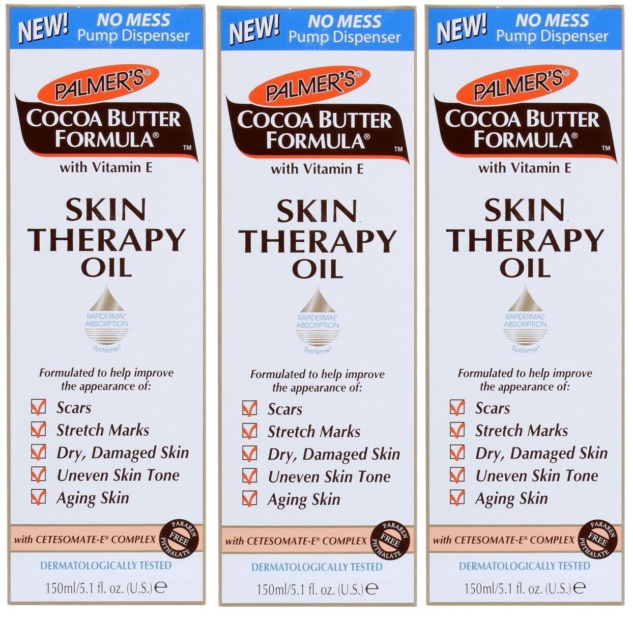 Palmers Cocoa Butter Formula Skin Scars Stretc Oil WEB限定 150Ml Therapy 大人気