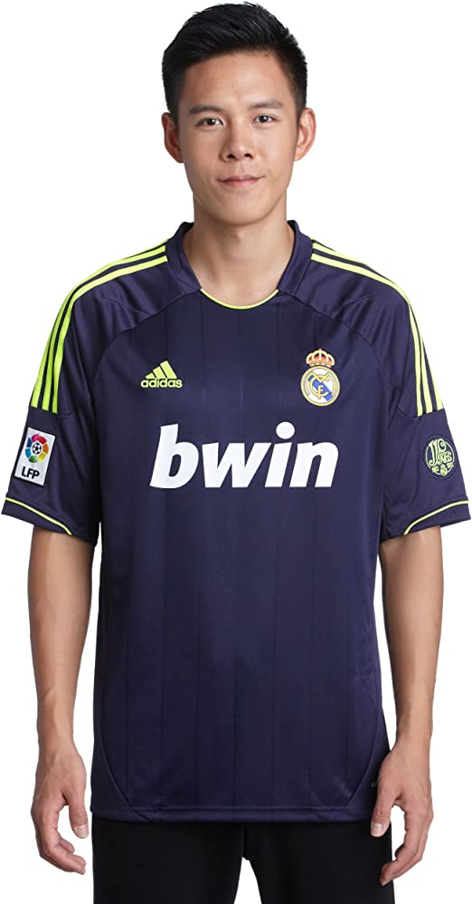 adidas 2012-13 Real Madrid Away Football Shirt ... - Amazon.com