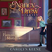 Famous Mistakes: Nancy Drew Diaries, Book 17