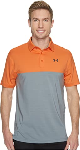 Under Armour Golf - Playoff Polo Blocked