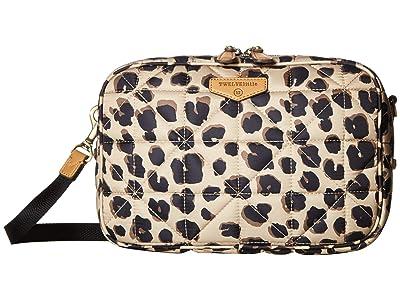 TWELVElittle 12little Diaper Clutch (Leopard Print) Diaper Bags