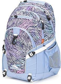 High Sierra Loop Backpack, Feather Spectre/Powder Blue/White
