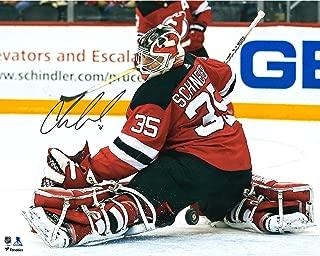 Cory Schneider New Jersey Devils Autographed 16