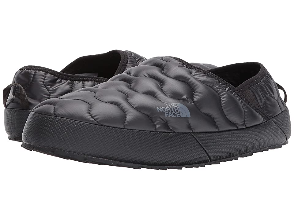 The North Face ThermoBall Traction Mule IV (Shiny TNF Black/Dark Shadow Grey) Men