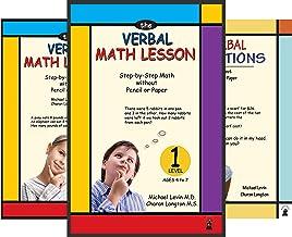 Mental Math Lesson (5 Book Series)