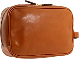 Life Pelle Traditional Leather Shave Case