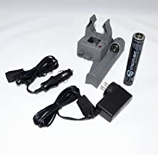 Bundle: Streamlight Stinger PiggyBack Smart Charger (75277) w/Battery + AC Wall Cord + DC Car Cord