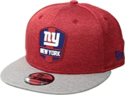 9Fifty Official Sideline Away Snapback - New York Giants