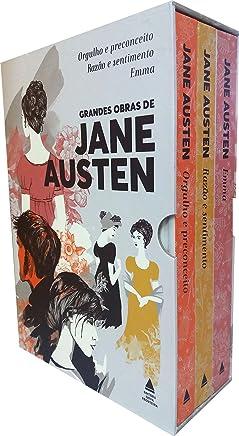Grandes Obras de Jane Austen - Caixa