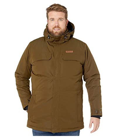 Columbia Big Tall Rugged Pathtm Parka (Olive Green) Men