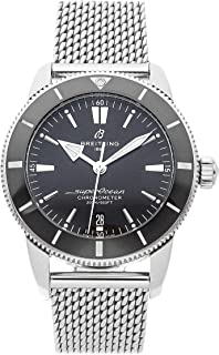 Breitling Superocean Mechanical (Automatic) Black Dial Mens Watch AB2030121/B1A1 (Certified Pre-Owned)