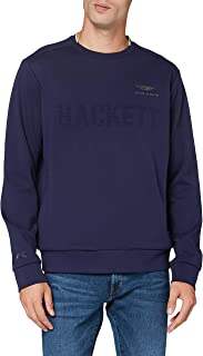 Hackett London Men's Amr Pocket Crew Sweater