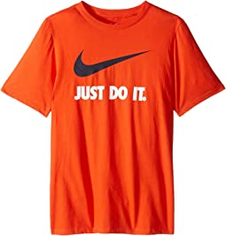 JDI Swoosh Tee (Little Kids/Big Kids)