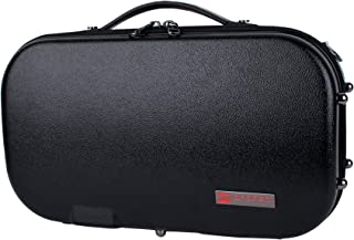 Protec ZIP Series Micro-Sized ABS Protection Clarinet Case, Black (BM307)