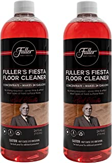 Sponsored Ad - Fuller Brush Fiesta Floor Cleaner Liquid Concentrate - Eco Multi-Surface & Industrial Cleaning for Hardwood...
