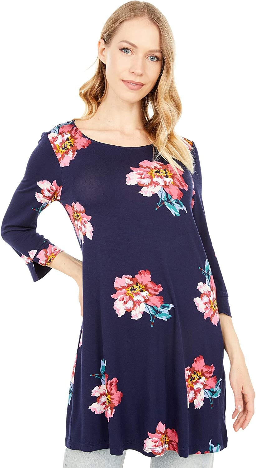 Joules Round Neck Jersey Tunic