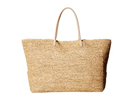 Luxe Tote with Vachetta Handles